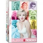 Puzzle  Eurographics-6000-0811 Marilyn Monroe
