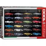 Puzzle  Eurographics-6000-0822 The Lamborghini Legend
