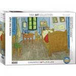 Puzzle  Eurographics-6000-0838 Vincent Van Gogh - La Chambre en Arles