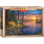 Puzzle  Eurographics-6000-0863 Brume du Soir