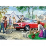 Puzzle  Eurographics-6000-0956 Nestor Taylor - The Red Pony