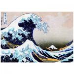 Puzzle  Eurographics-6000-1545 La Grande Vague de Kanagawa