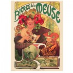 Puzzle  Eurographics-6000-3455 Bières de la Meuse