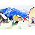 Puzzle  Eurographics-6000-7182 Village laurentien