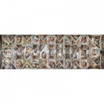 Puzzle  Eurographics-6010-0960 The Sistine Chapel Ceiling by Michelangelo