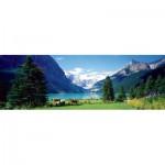 Puzzle  Eurographics-6010-1456 Lake Louise, Canadian Rockies