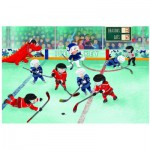 Puzzle  Eurographics-6060-0486 Hockey de Ligue Junior