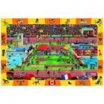Puzzle  Eurographics-6100-0497 Jeux Olympiques