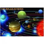 Puzzle  Eurographics-6100-1009 Planètes