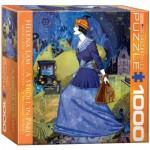 Puzzle  Eurographics-8000-0515 Helena Lam: Balade à Paris