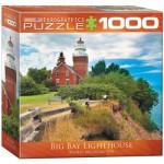 Puzzle  Eurographics-8000-0551 Phare de Big Bay