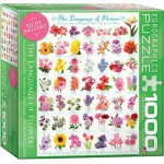 Puzzle  Eurographics-8000-0579 Le Langage des Fleurs