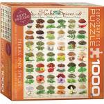 Puzzle  Eurographics-8000-0598 Epices et Herbes