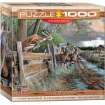 Puzzle  Eurographics-8000-0794 La Ferme Abandonnée