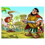 Puzzle  Eurographics-8100-0347 David and Goliath