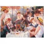 Puzzle  Eurographics-8104-2031 Renoir : Le déjeuner des canotiers