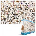 Puzzle  Eurographics-8220-0581 Chiens