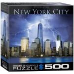 Puzzle  Eurographics-8500-0731 Pièces XXL - New York City - World Trade Center