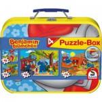 Puzzle  Schmidt-Spiele-55594 Benjamin Blümchen
