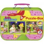 Puzzle  Schmidt-Spiele-55595 Bibi Blocksberg