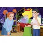 Puzzle  Schmidt-Spiele-56048 Bibi et Tina : Dans le grenier