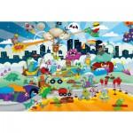 Puzzle  Schmidt-Spiele-56154 Petits Héros