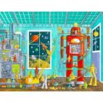 Puzzle  Schmidt-Spiele-56159 Robot