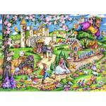 Puzzle  Schmidt-Spiele-56160 Contes et Légendes