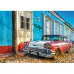 Puzzle  Schmidt-Spiele-58195 Via Reale, Cuba