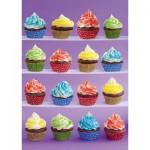 Puzzle  Schmidt-Spiele-58217 Cupcakes Fun