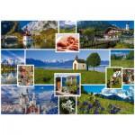 Puzzle  Schmidt-Spiele-58222 Dans la Montagne