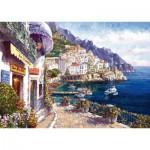Puzzle  Schmidt-Spiele-59271 Sam Park : italie, Après-midi à Amalfi