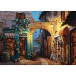 Puzzle  Schmidt-Spiele-59313 Sam Park, Ruelles sur le Lac de Côme