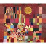 Puzzle  Puzzle-Michele-Wilson-A101-150 Klee : Château et soleil