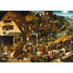 Puzzle  Puzzle-Michele-Wilson-A131-650 Brueghel : Proverbes flamands