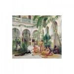 Puzzle-Michele-Wilson-A170-500 Puzzle en Bois - Albert Girard: La Cour du Harem