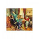 Puzzle-Michele-Wilson-A184-500 Puzzle en Bois - William Glackens