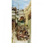 Puzzle-Michele-Wilson-A224-900 Puzzle en Bois - Sir Lawrence Alma-Tadema : Le Printemps