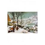 Puzzle  Puzzle-Michele-Wilson-A248-650 Brueghel : Chasseurs dans la Neige
