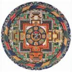 Puzzle  Puzzle-Michele-Wilson-A336-150 Mandala de Vajrabhairava