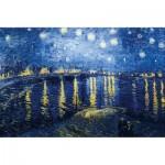 Puzzle-Michele-Wilson-A454-150 Puzzle en Bois - Vincent Van Gogh - La Nuit Etoilée