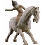 Puzzle  Puzzle-Michele-Wilson-A941-150 Art Chinois : La joueuse de Polo
