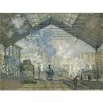 Puzzle  Puzzle-Michele-Wilson-A959-350 Monet : La gare Saint Lazare