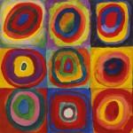 Puzzle-Michele-Wilson-Cuzzle-Z34 Puzzle en Bois - Kandinsky Vassily : Color Study