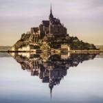 Puzzle-Michele-Wilson-Cuzzle-Z42 Puzzle en Bois - Mont Saint Michel