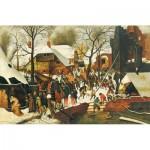 Puzzle  Puzzle-Michele-Wilson-H107-300 Brueghel : L'adoration des mages