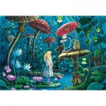 Puzzle-Michele-Wilson-W443-100 Puzzle en Bois - Florence Magnin : Alice au Pays des Merveilles