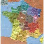Puzzle-Michele-Wilson-W50-100 Géographie : Carte de France, 1 département = 1 pièce de puzzle