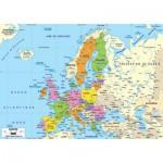 Puzzle  Puzzle-Michele-Wilson-W74-50 Carte d'Europe