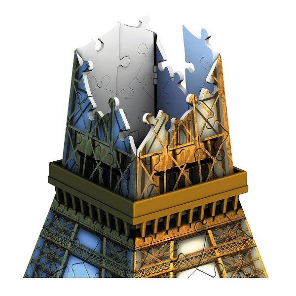 La tour eiffel 216 pi ces puzzle 3d ravenburger puzzle for Piece 3d en ligne